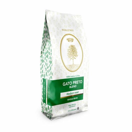 Gato Preto Whole Bean