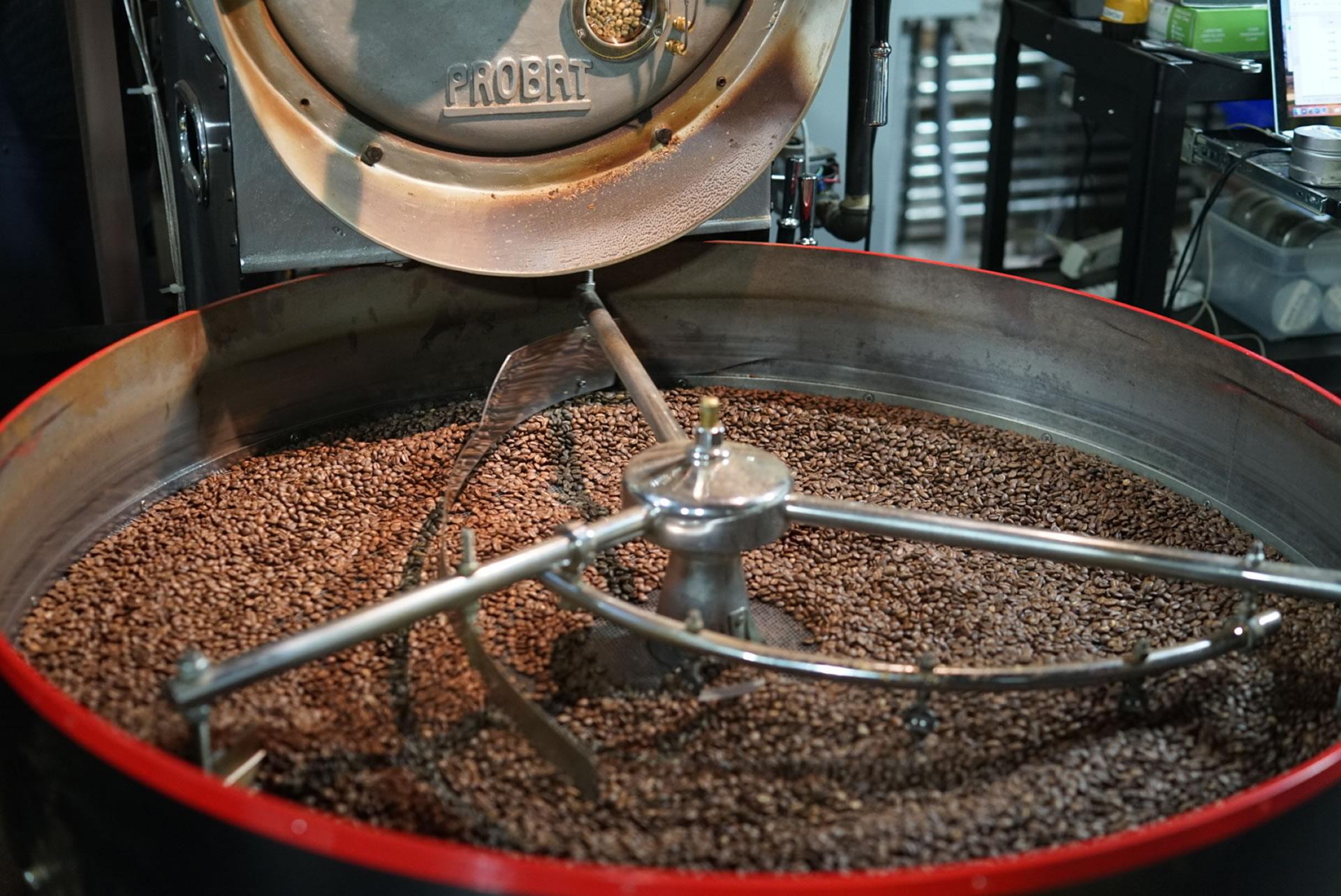 Nobletree Coffee Bean Roasting