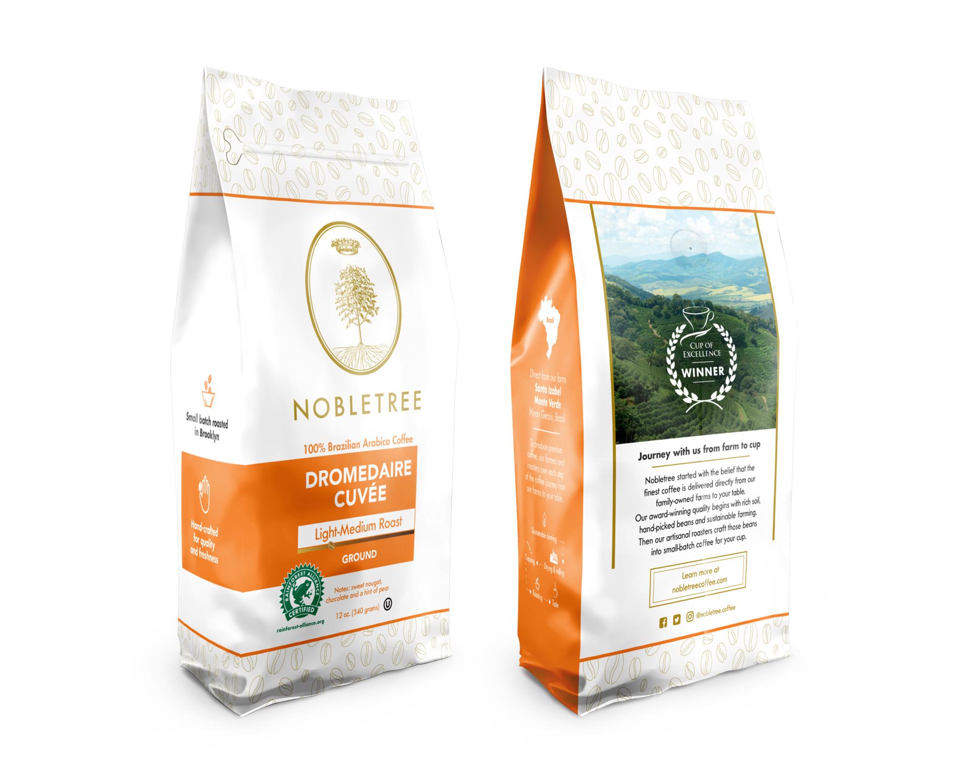 Dromedaire Ground Coffee