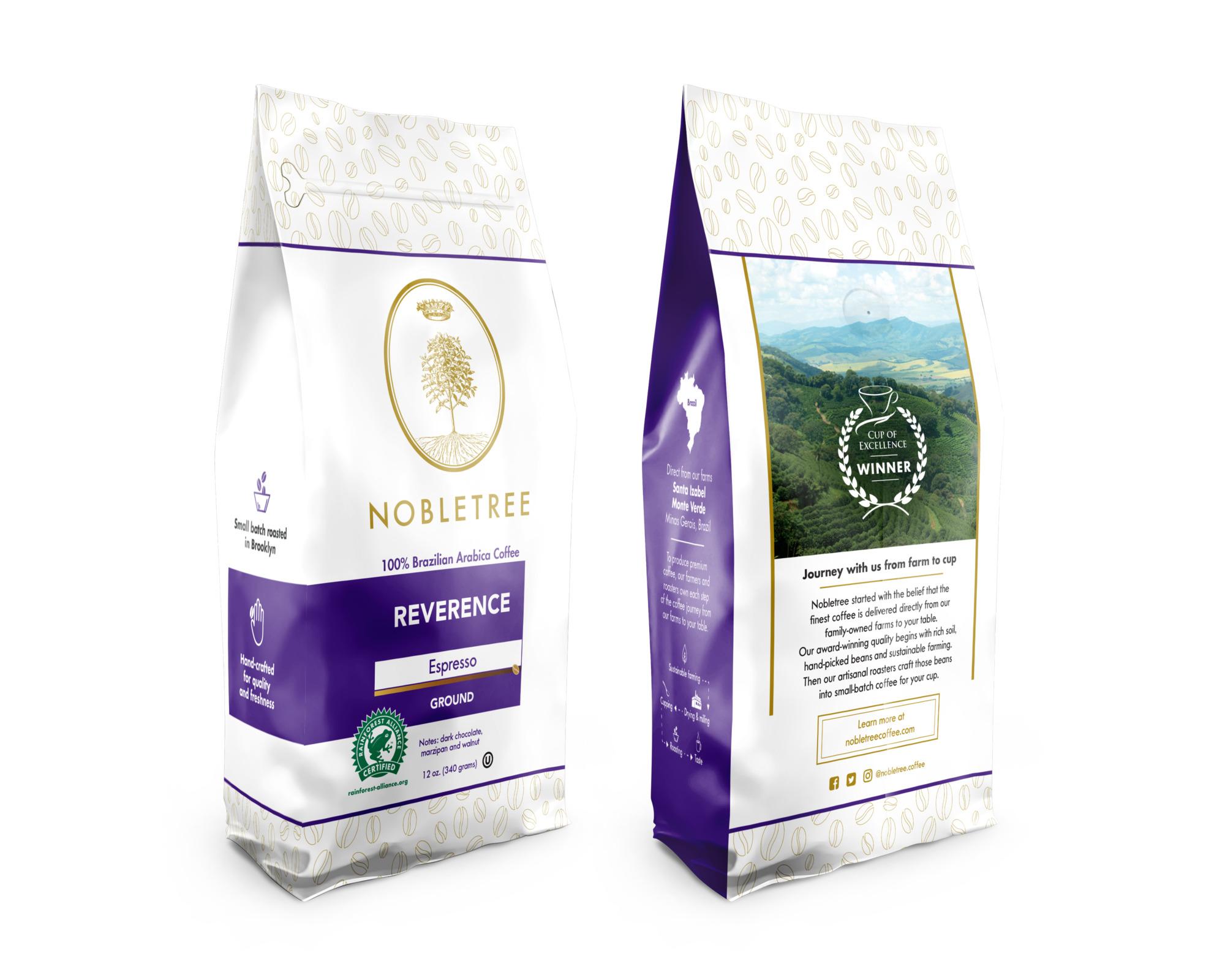 Reverence Ground Coffee