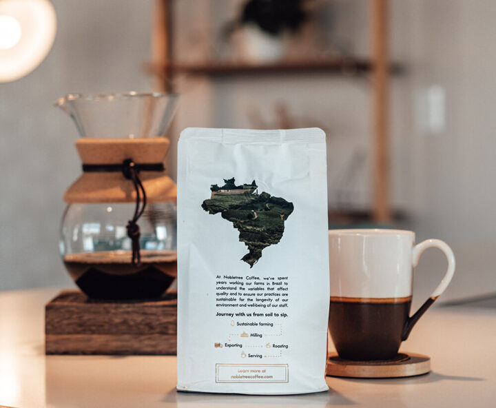 About Nobletree Coffee