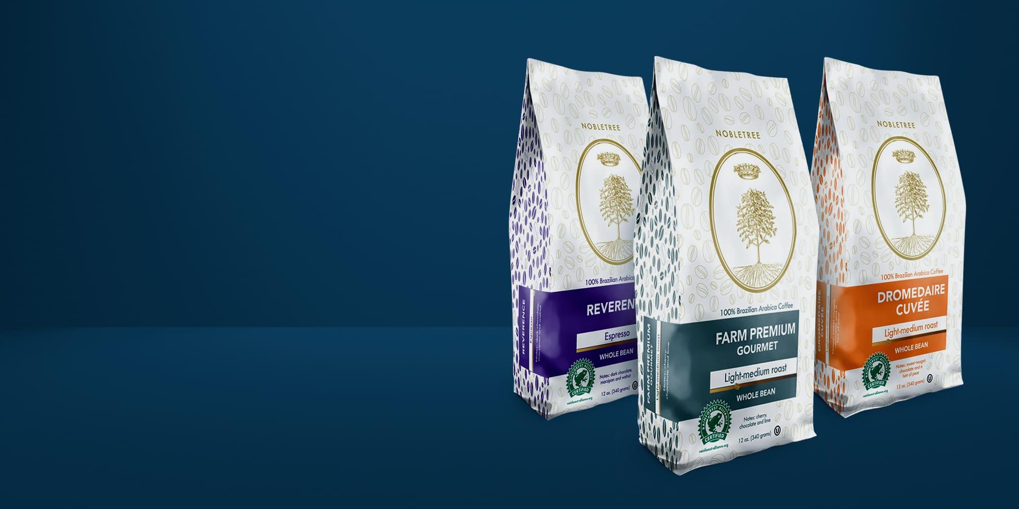 Premium Nobletree Coffee