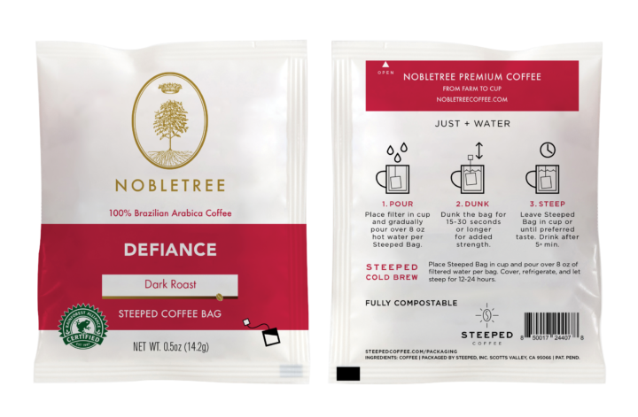 Defiance Individual Single Serve Bag