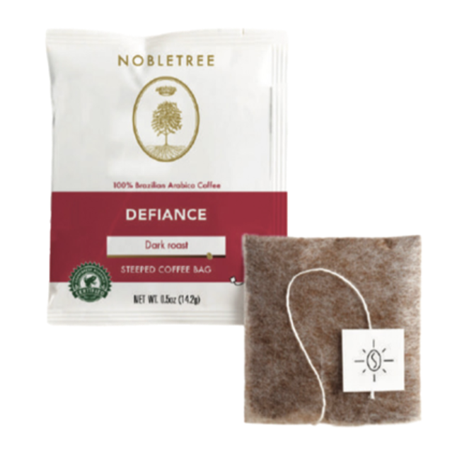 Nobletree Coffee X Steeped