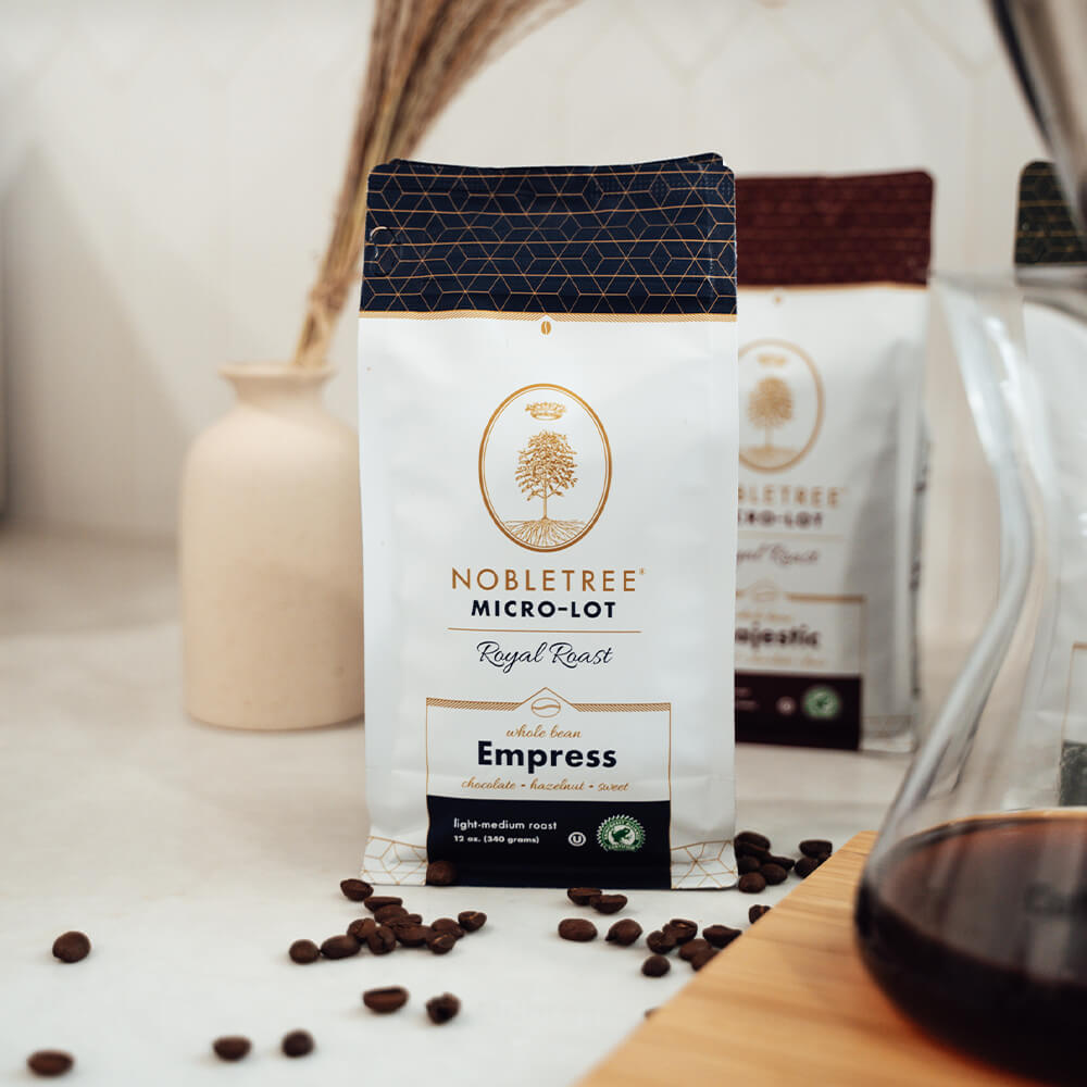 What is Micro-Lot Coffee? Nobletree Royal Roast Micro-Lot